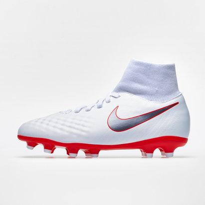Nike Magista Obra II Academy D-Fit Kids FG Football Boots
