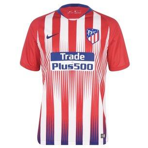 Nike Atletico Madrid 18/19 Home S/S Football Shirt