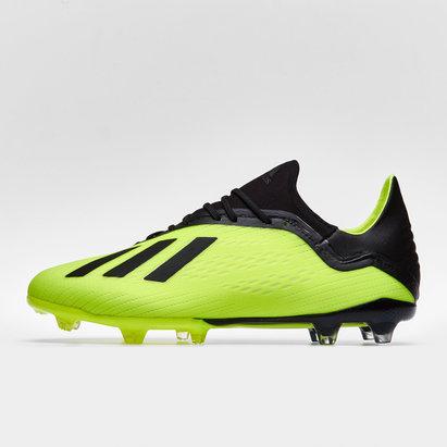 adidas X 18.2 FG Football Boots