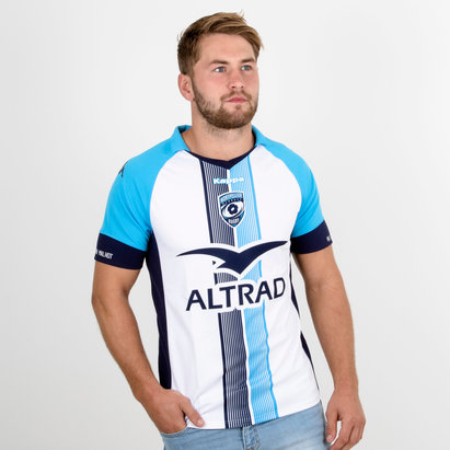 Kappa Montpellier 2018/19 Alternate S/S Replica Rugby Shirt