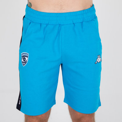 Kappa Montpellier 2018/19 Rugby Training Shorts