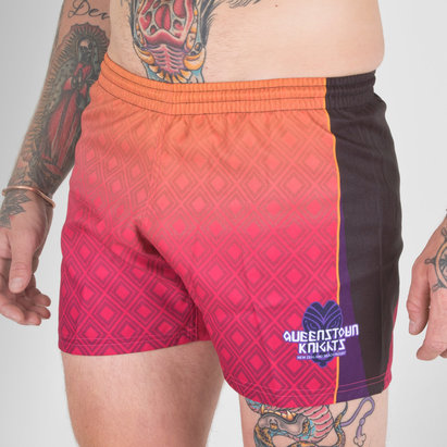 World Beach Rugby Queenstown Knights 2019 Home Rugby Shorts