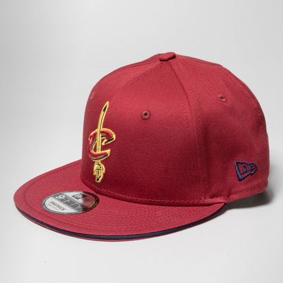 New Era NBA Cleveland Cavaliers Team Snapback Cap