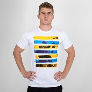 Rugby Division Film Graphic T Shirt Mens