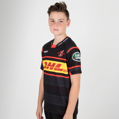 Genuine Connection Promotions Stormers 2018 Alternate Kids Super Rugby Replica Shirt