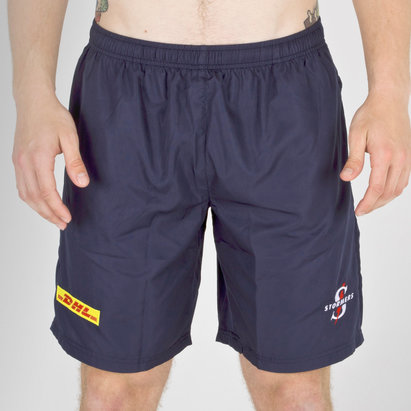 Genuine Connection Promotions Stormers 2018 Super Rugby Home Casual Woven Shorts