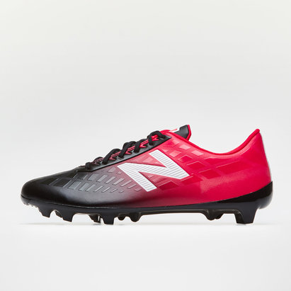 New Balance Furon 4.0 Dispatch Kids FG Football Boots