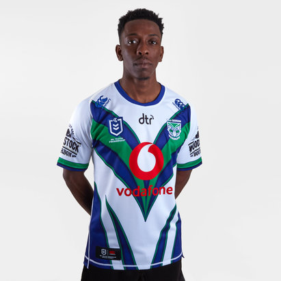 Canterbury New Zealand Warriors NRL 2019 The Little General Shirt