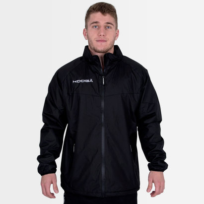 Kooga Elite Barrier Full Zip Rugby Jacket