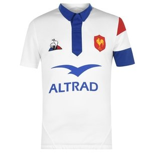 Le Coq Sportif France 2018/19 Alternate S/S Rugby Shirt
