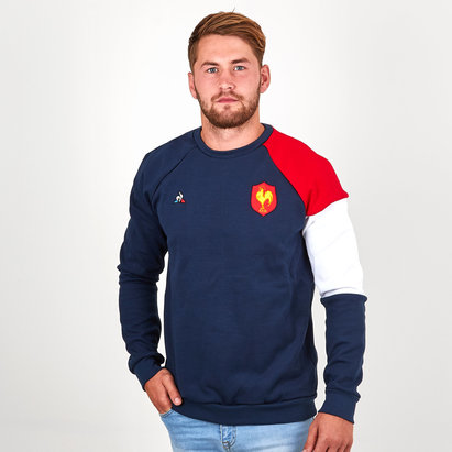 Le Coq Sportif France 2018/19 Supporters Rugby Sweatshirt