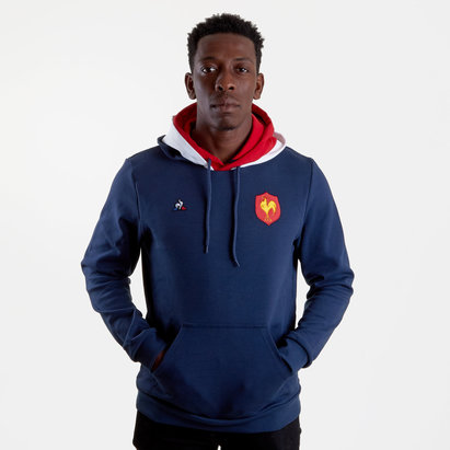 Le Coq Sportif France 2018/19 Hooded Rugby Sweat