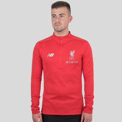 New Balance Liverpool FC 18/19 Training Hybrid Sweatshirt