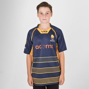 VX3 Worcester Warriors 2018/19 Kids Home Replica Shirt