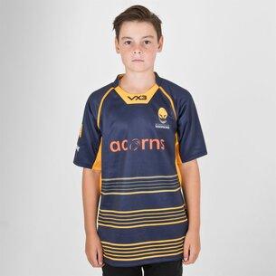 VX-3 Worcester Warriors 2018/19 Kids Home Replica Shirt