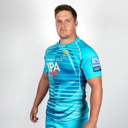 VX-3 Worcester Warriors 2018/19 Alternate Players Rugby Shirt