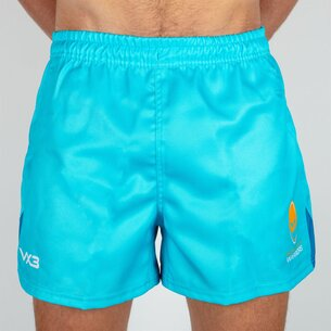 VX-3 Worcester Warriors 2018/19 Away Players Rugby Shorts