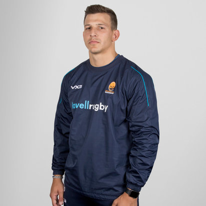 VX3 Worcester Warriors 2018/19 Pro Rugby Contact Top