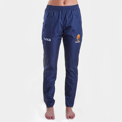 VX3 Worcester Warriors Ladies Pro Contact Rugby Pants