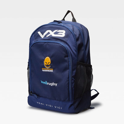 VX-3 Worcester Warriors 2018/19 Pro Rugby Rucksack