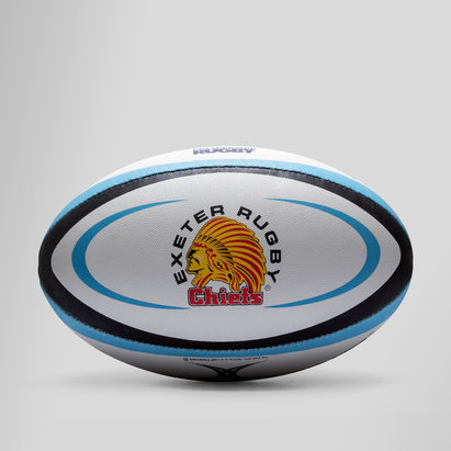 Gilbert Exeter Chiefs Official Replica Rugby Ball