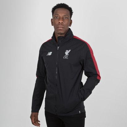 New Balance Liverpool FC 18/19 Elite Training Precision Rain Jacket - No Sponsor