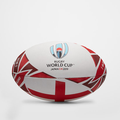 Gilbert RWC 2019 England Official Replica Rugby Ball