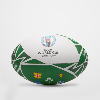 Gilbert RWC 2019 Ireland Official Replica Rugby Ball