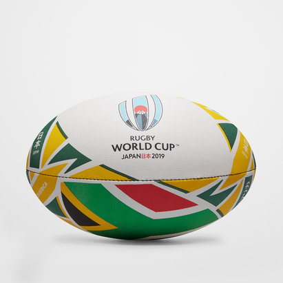 Gilbert RWC 2019 South Africa Official Replica Rugby Ball