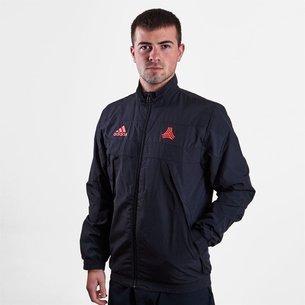 adidas Tango Full Zip Woven Training Football Jacket