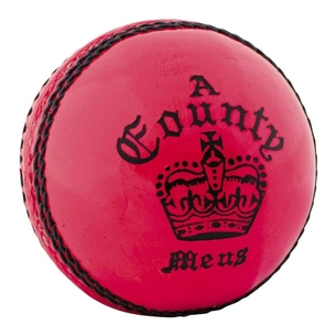 Readers County Crown Coloured Cricket Ball