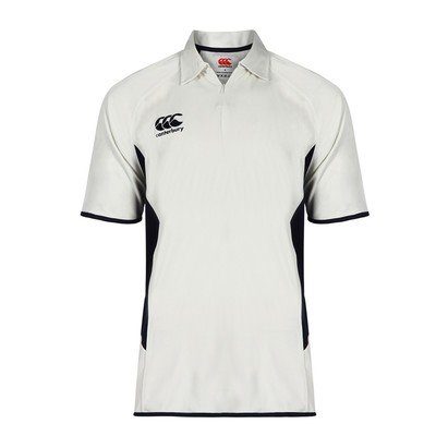 Canterbury Cricket Junior Pro Short Sleeve Shirt