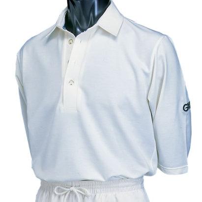 Gunn & Moore Premier 3/4 Junior Sleeve Cricket Shirt