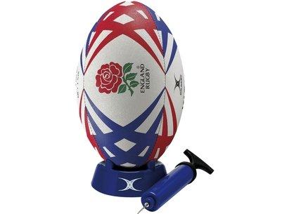 Gilbert International Rugby Ball Starter Pack