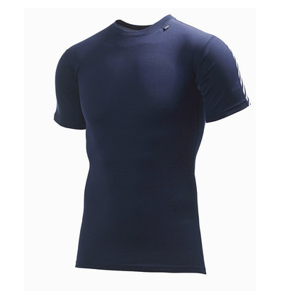 Helly Hansen DRY Mens Stripe Short Sleeve T-Shirt