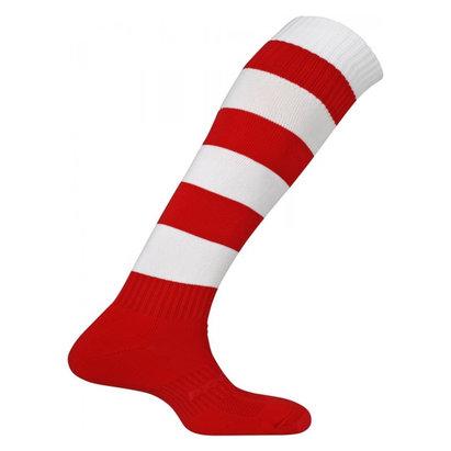 Prostar Mercury Hooped Playing Socks