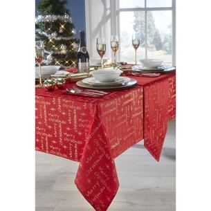 The Spirit Of Christmas Jac Text T Cloth 11