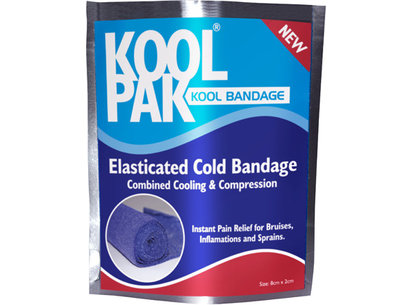 Koolpak Elasticated Cold Bandage