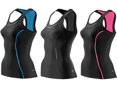 Skins A200 Compression Racer Back Top - Womens