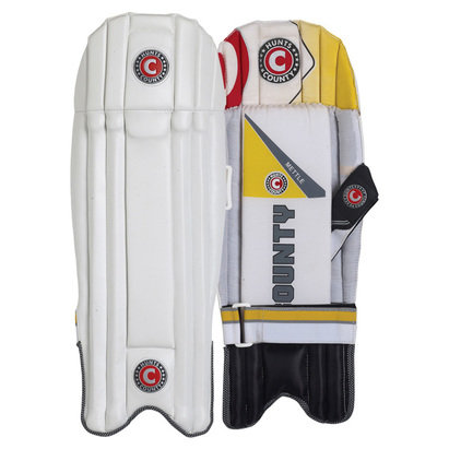 Hunts County Mettle Cricket Wicket Keeping Pads