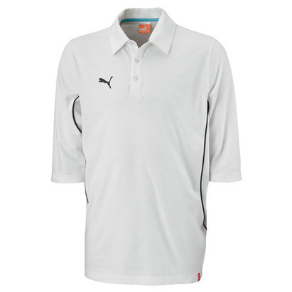 f6339f217 Puma 2012 Calibre 3/4 Sleeve Cricket Shirt