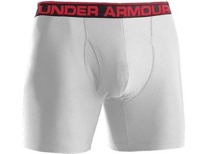 Under Armour HeatGear Mens Original 6 inch Boxer Jock