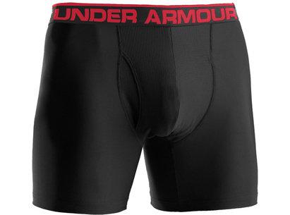 Under Armour HeatGear Mens Original 9 inch Boxer Jock