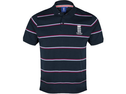 England Cricket Classic Cricket Polo Shirt Mens