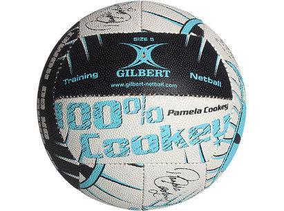 Gilbert Signature Netball - England - Pamela Cookey