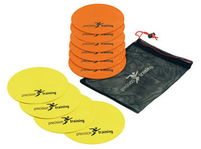 Flat Round Markers Pack of 10