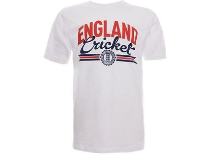 England Cricket Supporters Vintage T-Shirt