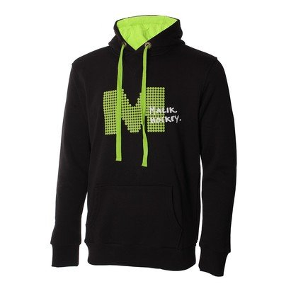Malik Logo Hooded Sweatshirt