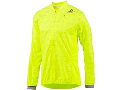 adidas AW13 Womens SMT Reflective Running Jacket