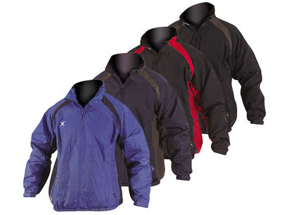 Gilbert Vapour 1/2 Zip Showerproof Jacket